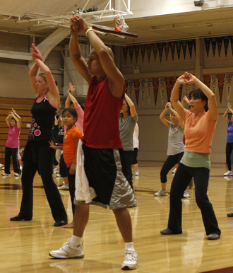 Zumba History with Karen Lile